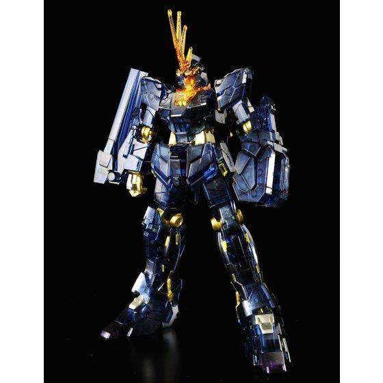 HGUC 1/144 RX-0 ユニコーンガンダム2号機 バンシィ(ユニコーンモード)ダーククリアVer. [Unicorn Gundam 02 Banshee (Unicorn Mode) (Dark Clear Ver.)]
