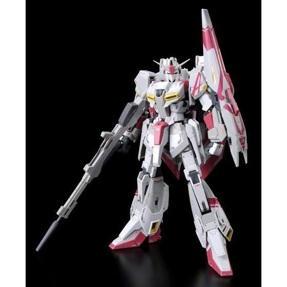 RG 1/144 MSZ-006-3 ゼータガンダム3号機 [Zeta Gundam 3A Type]