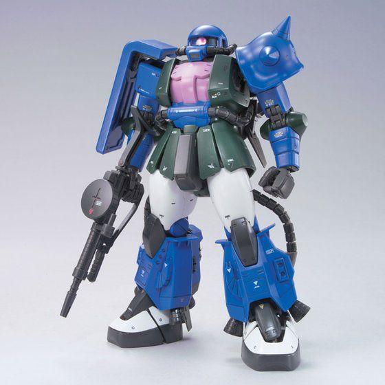 48749MG 1/100 MS-06R-1A アナベル・ガトー専用ザクII Ver.2.0 [Anavel Gato's Zaku II]