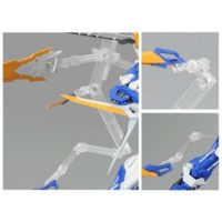 MG 1/100 ガンダムアストレイブルーフレームD用 ドラグーンフォーメーションベース [DRAGOON Formation Base for MBF-P03D Gundam Astray Blue Frame D] 公式画像9