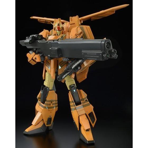 """MG 1/100 MSZ-006-3B ゼータガンダム3号機B型 グレイ・ゼータ [Zeta Gundam 3B Type """"Grey Zeta""""]"""