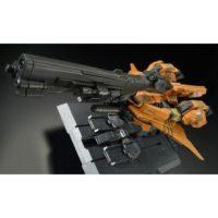 """MG 1/100 MSZ-006-3B ゼータガンダム3号機B型 グレイ・ゼータ [Zeta Gundam 3B Type """"Grey Zeta""""] 公式画像7"""