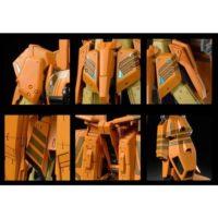 """MG 1/100 MSZ-006-3B ゼータガンダム3号機B型 グレイ・ゼータ [Zeta Gundam 3B Type """"Grey Zeta""""] 公式画像9"""