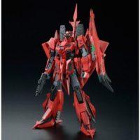 """MG 1/100 MSZ-006P2/3C ゼータガンダム3号機P2型 レッド・ゼータ [Zeta Gundam III P2 Type """"Red Zeta""""]"""