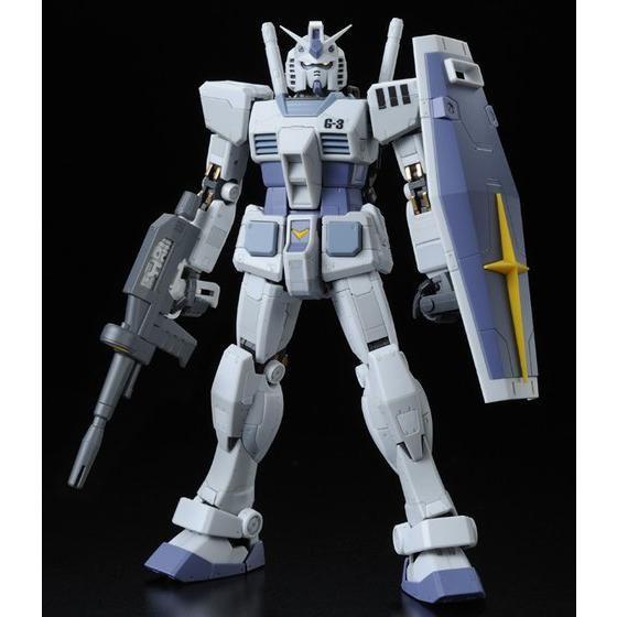 """RX-78-3 G-3ガンダム [Gundam """"G-3""""]"""