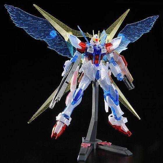 HGBF 1/144 GAT-X105B/ST スタービルドストライクガンダム Ver.RGシステム [Star Build Strike Gundam Ver. RG System]