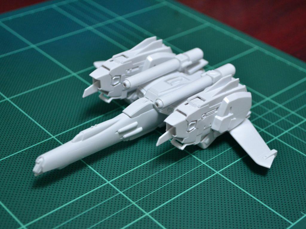 EXモデル 1/144 Sガンダムアタッカー 正面