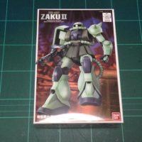FG 1/144 MS-06F ザクII [Zaku II]
