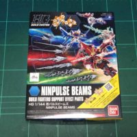 HGBC 1/144 忍パルスビームズ [Ninpulse Beams]