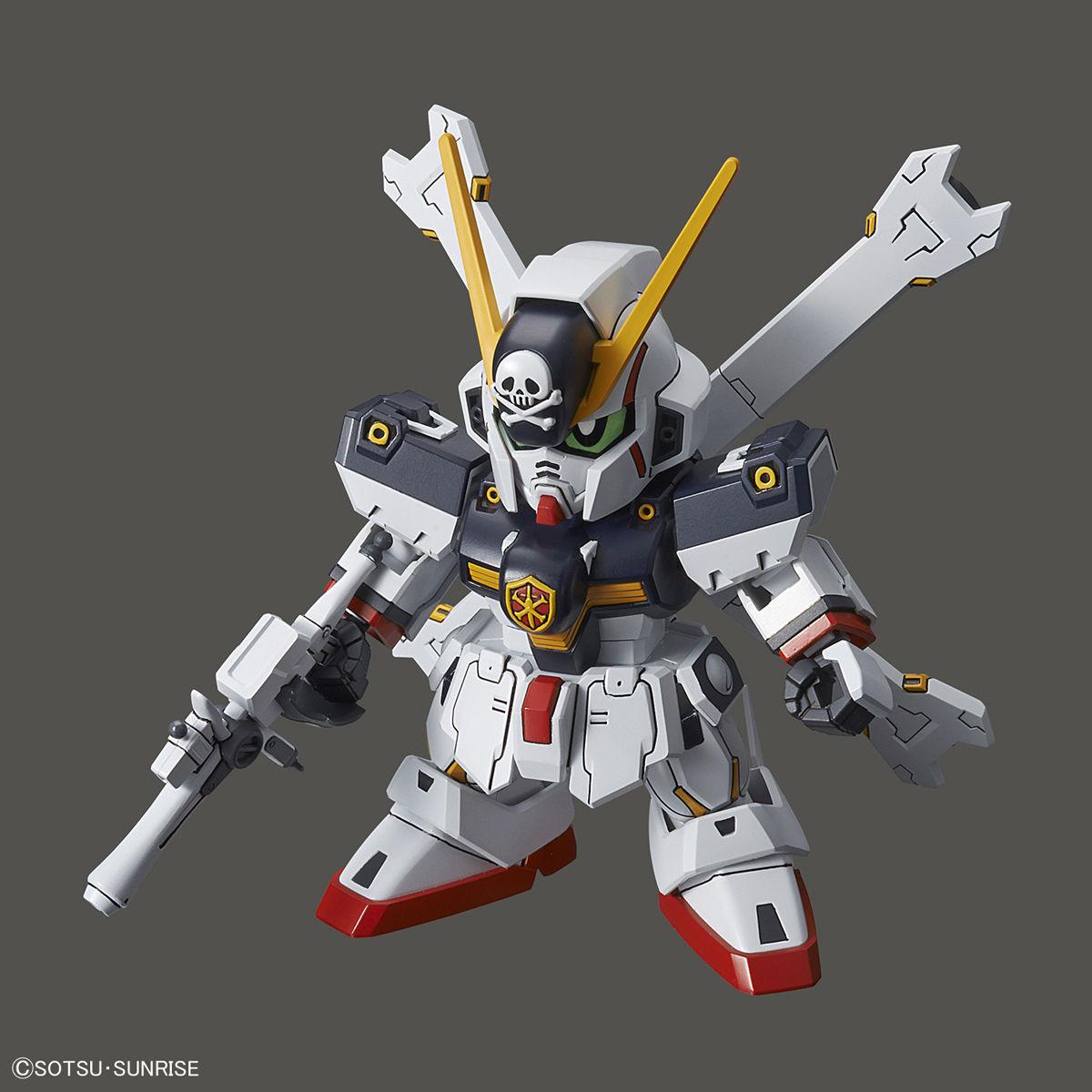 SDガンダム クロスシルエット(SDCS)  003 クロスボーン・ガンダムX1 [SD Gundam Cross Silhouette Crossbone Gundam]
