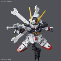 SDガンダム クロスシルエット クロスボーン・ガンダムX1 [SD Gundam Cross Silhouette Crossbone Gundam] 公式画像3