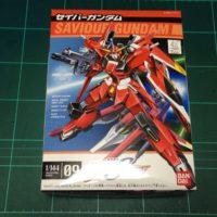 コレクションシリーズ 1/144 ZGMF-X23S セイバーガンダム [Collection Series Saviour Gundam]
