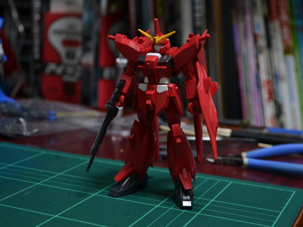コレクションシリーズ 1/144 ZGMF-X23S セイバーガンダム [Collection Series Saviour Gundam] 正面
