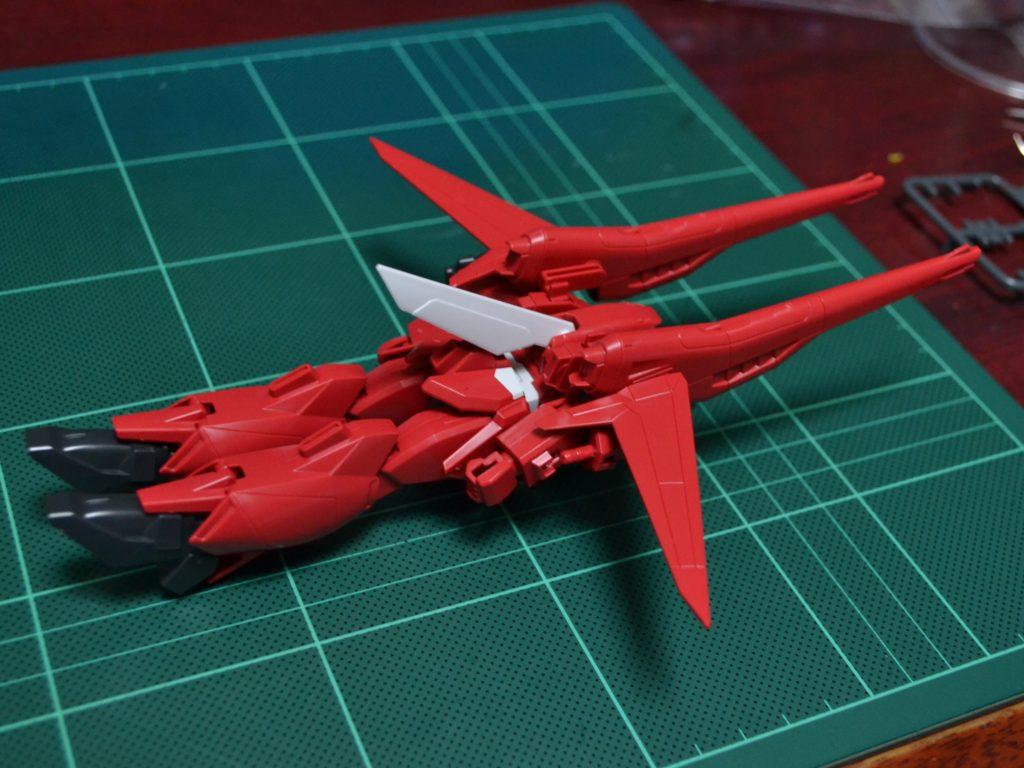 コレクションシリーズ 1/144 ZGMF-X23S セイバーガンダム [Collection Series Saviour Gundam] 背面