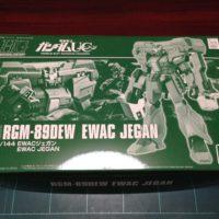 HGUC 1/144 RGM-89DEW EWACジェガン [EWAC Jegun]