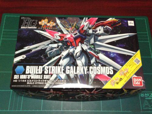 HGBF 066 1/144 GAT-X105B/GC ビルドストライクギャラクシーコスモス [Build Strike Galaxy Cosmos]