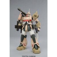 MG 1/100 MS-06K ザクキャノン [Zaku Cannon] 公式画像1