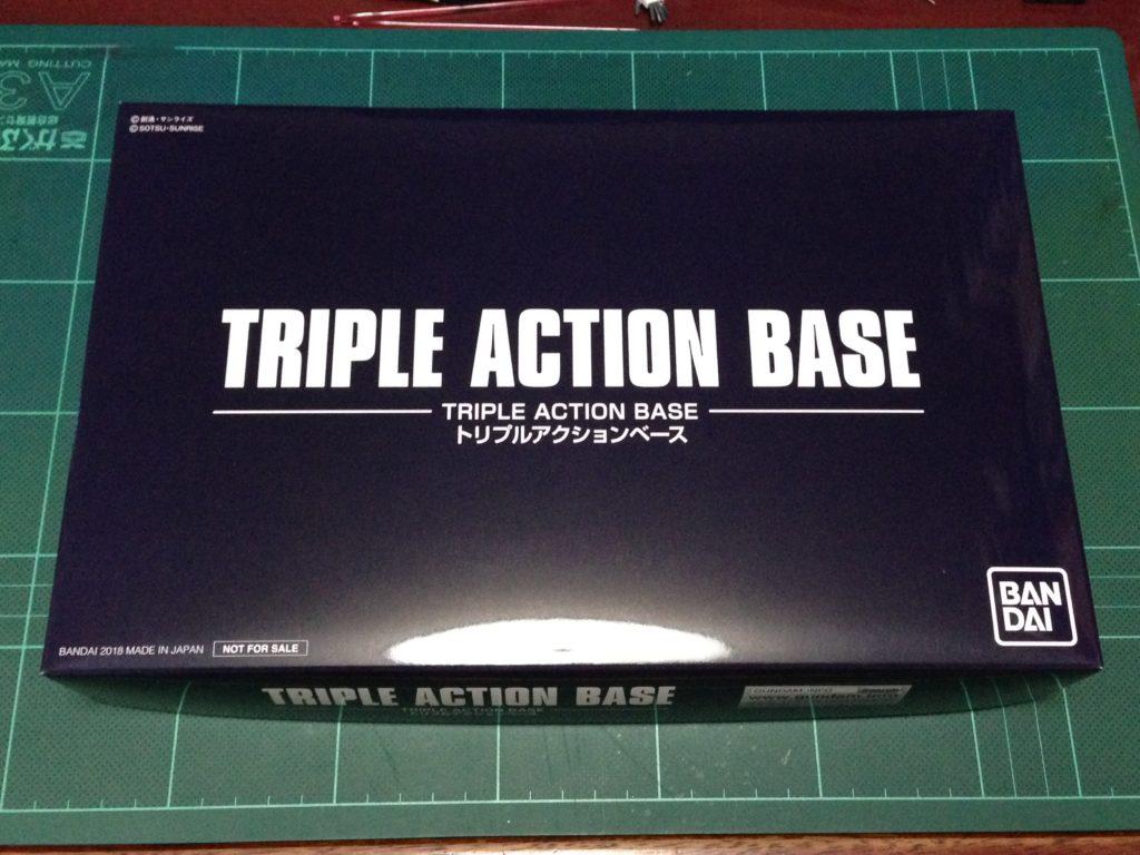 トリプルアクションベース [Triple Action Bace] パッケージ