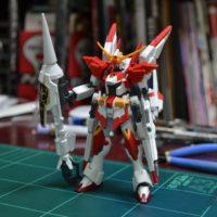 HGBF 1/144 ガンダムM91 [Gundam M91]