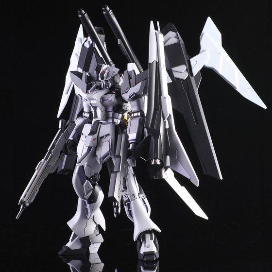16515HGBF 1/144 RX-93ν-2I Hi-νガンダムインフラックス [Hi-ν Gundam Influx]