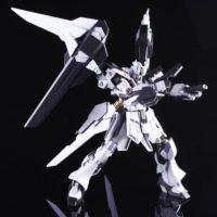 HGBF 1/144 RX-93ν-2I Hi-νガンダムインフラックス [Hi-ν Gundam Influx] 公式画像5
