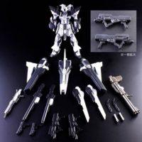 HGBF 1/144 RX-93ν-2I Hi-νガンダムインフラックス [Hi-ν Gundam Influx] 公式画像10
