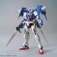 HGBD 000 1/144 GN-0000DVR ガンダムダブルオーダイバー [Gundam 00 Diver] 公式画像1