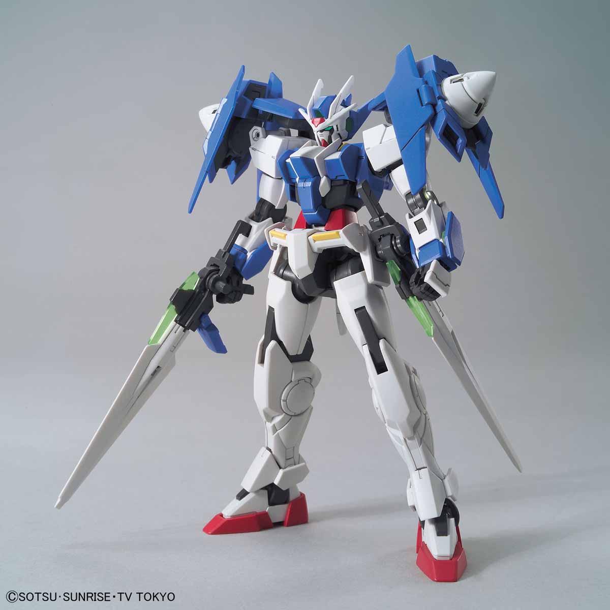 65749HGBD 000 1/144 GN-0000DVR ガンダムダブルオーダイバー [Gundam 00 Diver]