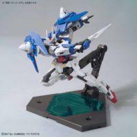 HGBD 000 1/144 GN-0000DVR ガンダムダブルオーダイバー [Gundam 00 Diver] 公式画像4