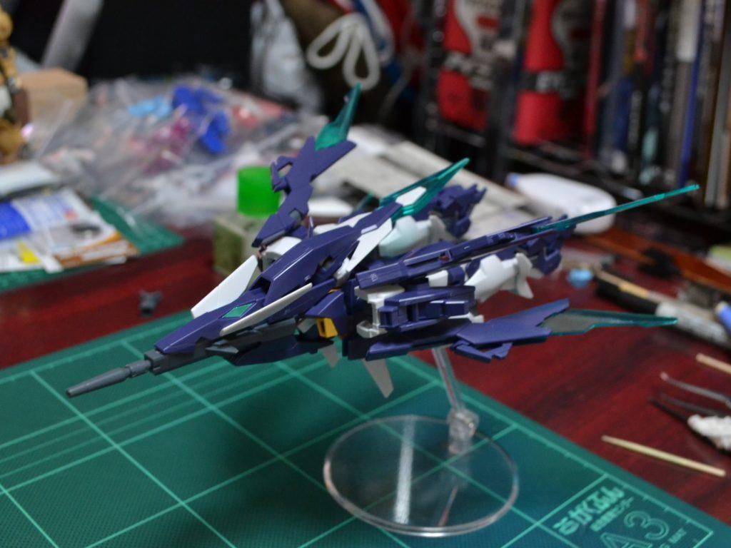 HGBD 001 1/144 ガンダム AGEII マグナム 正面