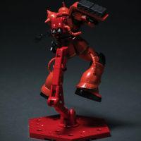 HG 1/144 シャア専用ザクII 伊勢丹限定リミテッドカラーVer. 公式画像5