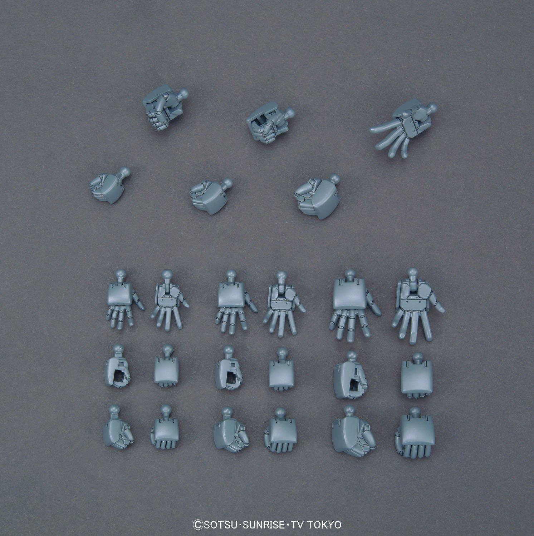 27210HGBC 1/144 次元ビルドナックルズ(丸) [Jigen Build Knuckles (Round)]