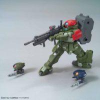 HGBD 003 1/144 GH-001RB グリモアレッドベレー [Grimoire Red Beret] 公式画像3