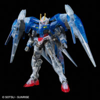 HG 1/144 「機動戦士ガンダム00」2nd Season MSセット[クリアカラー] [Mobile Suit Gundam 00 2nd Season MS Set [Clear Color]] 公式画像2