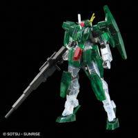 HG 1/144 「機動戦士ガンダム00」2nd Season MSセット[クリアカラー] [Mobile Suit Gundam 00 2nd Season MS Set [Clear Color]] 公式画像3