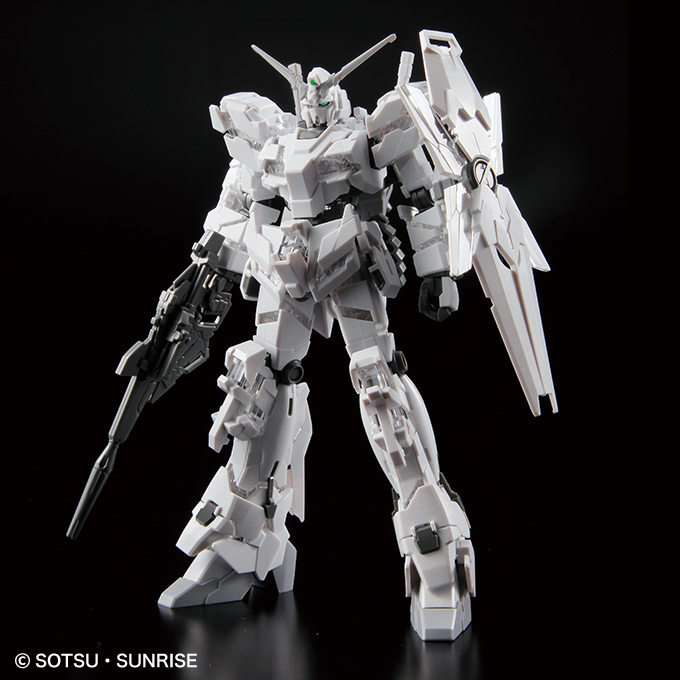 71522HG 1/144 RX-0 ユニコーンガンダム(デストロイモード) [ペインティングモデル] [Unicorn Gundam(Destroy Mode)[Painting Model]] 4549660283638