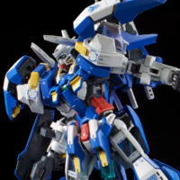 MG 1/100 GN-001/hs-A01D ガンダムアヴァランチエクシアダッシュ [Gundam Avalanche Exia'] 公式画像2