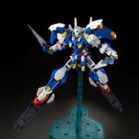 MG 1/100 GN-001/hs-A01D ガンダムアヴァランチエクシアダッシュ [Gundam Avalanche Exia'] 公式画像5