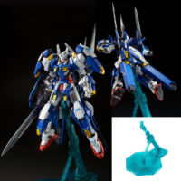 MG 1/100 GN-001/hs-A01D ガンダムアヴァランチエクシアダッシュ [Gundam Avalanche Exia'] 公式画像7