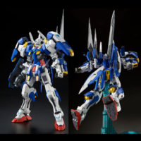 MG 1/100 GN-001/hs-A01D ガンダムアヴァランチエクシアダッシュ [Gundam Avalanche Exia'] 公式画像8