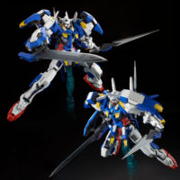 MG 1/100 GN-001/hs-A01D ガンダムアヴァランチエクシアダッシュ [Gundam Avalanche Exia'] 公式画像10