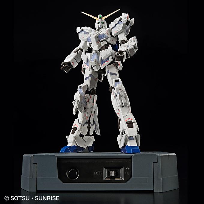 61275RG 1/144 RX-0 ユニコーンガンダム(デストロイモード) Ver.TWC [LIGHTING MODEL] [Unicorn Gundam(Destroy Mode)]