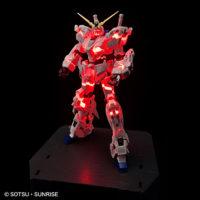 RG 1/144 RX-0 ユニコーンガンダム(デストロイモード) Ver.TWC [LIGHTING MODEL] [Unicorn Gundam(Destroy Mode)] 公式画像5