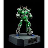 RG 1/144 RX-0 ユニコーンガンダム(デストロイモード) Ver.TWC [LIGHTING MODEL] [Unicorn Gundam(Destroy Mode)] 公式画像6