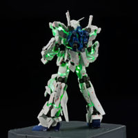 RG 1/144 RX-0 ユニコーンガンダム(デストロイモード) Ver.TWC [LIGHTING MODEL] [Unicorn Gundam(Destroy Mode)] 公式画像7