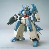 HGBD 006 1/144 GN-1001N セラヴィーガンダムシェヘラザード [Seravee Gundam Scheherazade] 公式画像1