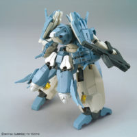 HGBD 006 1/144 GN-1001N セラヴィーガンダムシェヘラザード [Seravee Gundam Scheherazade] 公式画像2