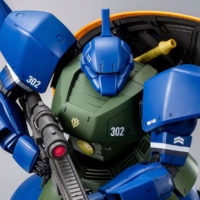 MG 1/100 MS-14A アナベル・ガトー専用ゲルググ Ver.2.0 公式画像3