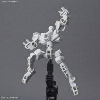 SDガンダム クロスシルエット クロスシルエットフレーム[ホワイト] 公式画像2