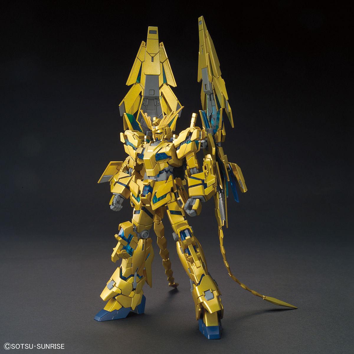 HGUC 1/144 ユニコーンガンダム3号機フェネクス(デストロイモード)(ナラティブVer.) [Unicorn Gundam 03 Phenex (Destroy Mode)(Narrative Ver.)] JAN:4549660299653 0229965 5059250